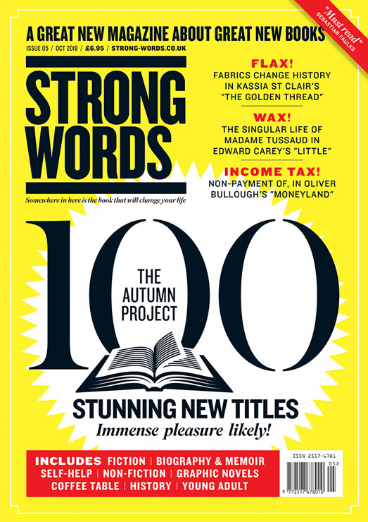 Strong Words Magazine | Subscribe